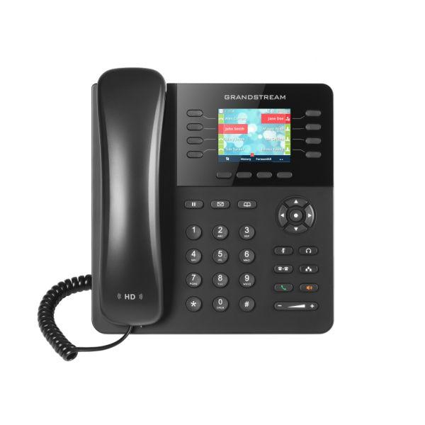 TELEFONO IP GRANDSTREAM CON PANTALLA 2.8