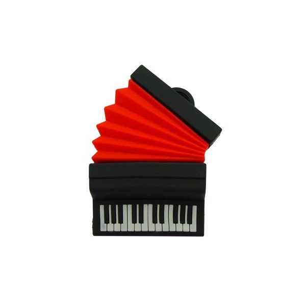 MEMORIA USB BROBOTIX 180300-28 16GB USB 2.0 ACORDEON