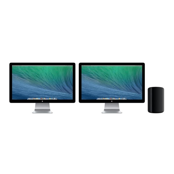 APPLE MAC PRO MQGG2E/A, INTEL XEON E5 3GHZ, 16GB, 256GB, MAC OS X 10.9