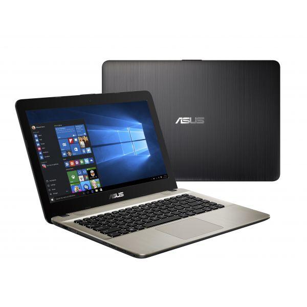 LAPTOP ASUS VIVOBOOK A441NA-GA088T 14'', CELERON N3350, 4GB, 500GB W10