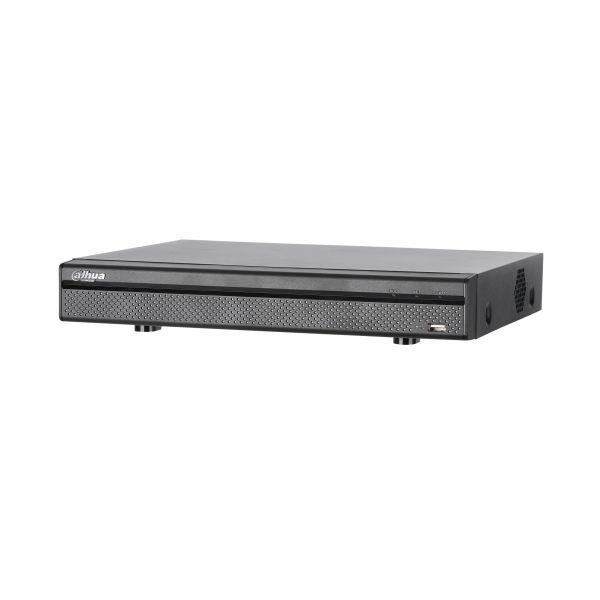 XVR DIGITAL DAHUA XVR5104HE-X1 4 CANALES NEGRO 30 FPS 1440 P