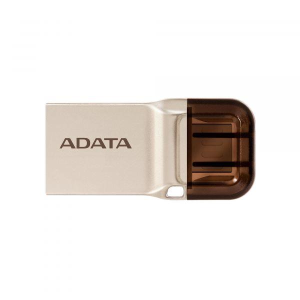 MEMORIA OTG ADATA UC370 64 GB USB 3.1 AUC370-64G-RGD
