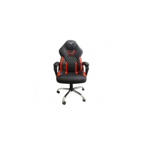 SILLA GAMING NACEB TECHNOLOGY TANK GAMER NEGRO/NARANJA NA-0913