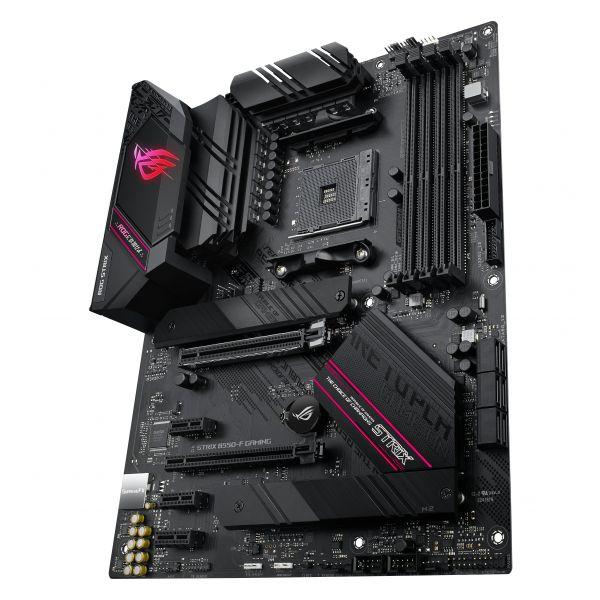 TARJETA MADRE ASUS ROG STRIX B550-F GAMING AM4 DDR4 PCIe 4.0