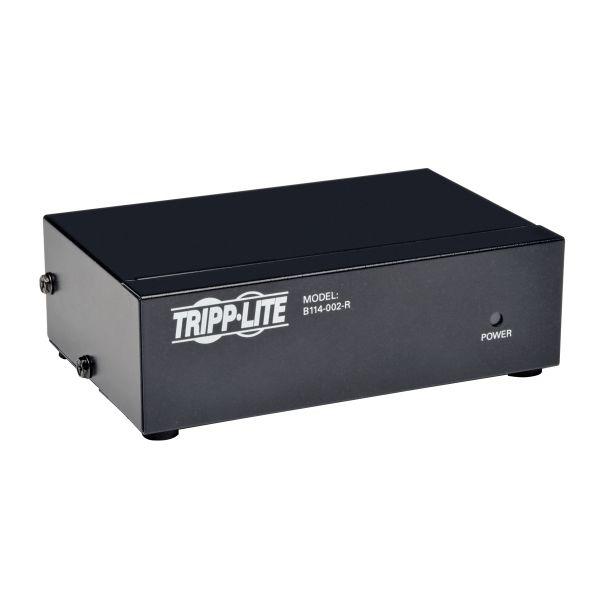DIVISOR DE VIDEO TRIPP LITE B114-002-R DIVISOR DE VIDEO HD VGA/SVGA