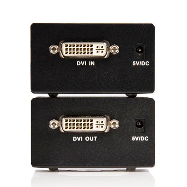 Extensor de Video DVI-D por  UTP Ethernet 45m  STARTECH ST121UTPDVI