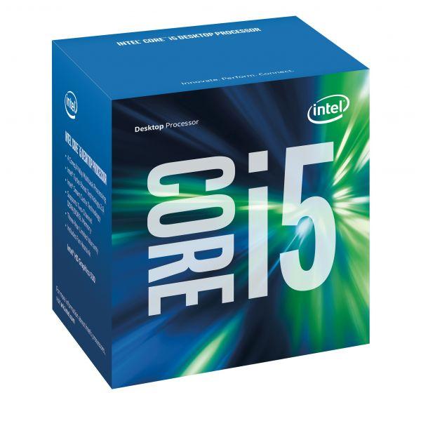 PROCESADOR INTEL CORE I5 6400 2.7GHZ  65W 14NM SOC 1151 BX80662I56400