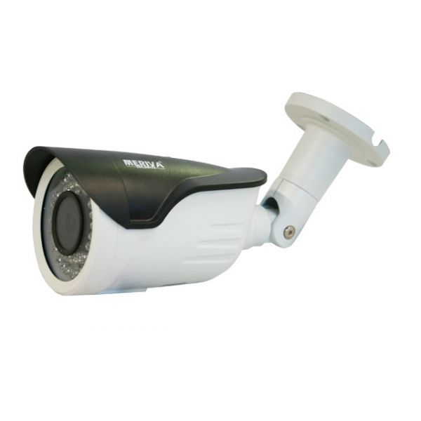 CAMARA CCTV MERIVA SECURITY BULLET IR MSC-2208S ALAMBRICO 1080P