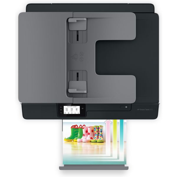 IMPRESORA MULTIFUNCION HP SMART TANK 615 INALAMBRICA INYECCION D TINTA
