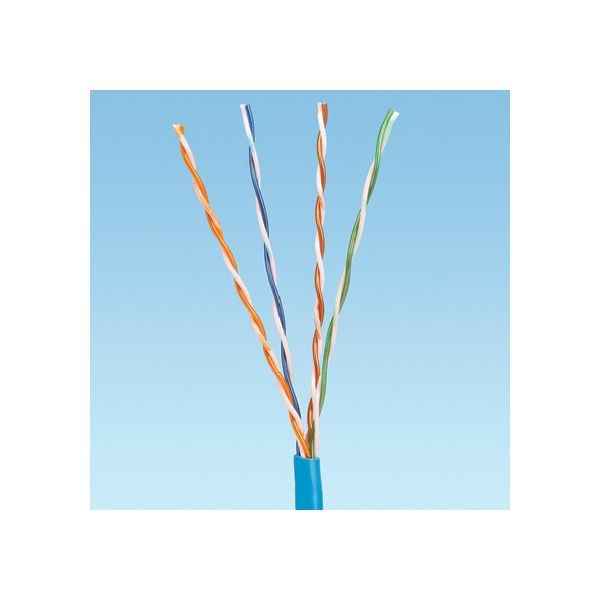 BOBINA DE CABLE PANDUIT CAT5E UTP 305 METROS AZUL PUC5504BUY