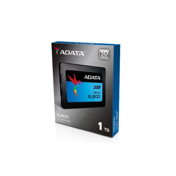 UNIDAD SSD ADATA SU800 ULTIMATE 1TB SATA III 2.5