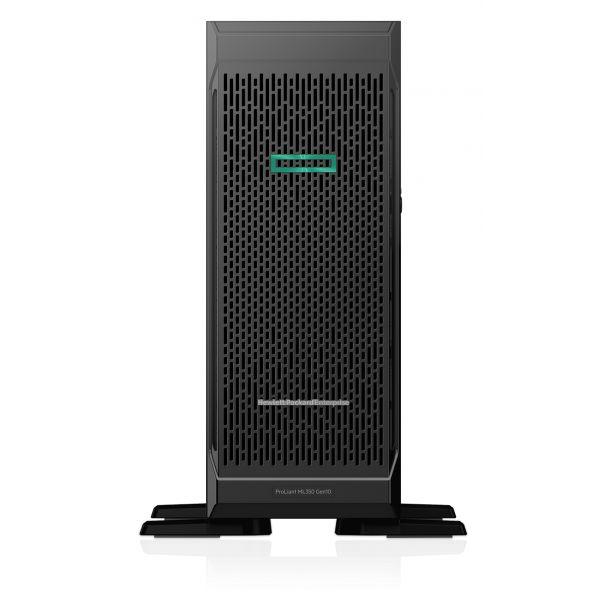 SERVIDOR HP 877621-001 PROLIANT ML350 INTEL 2.1GHZ 16GB DDR4 48TB 2.5