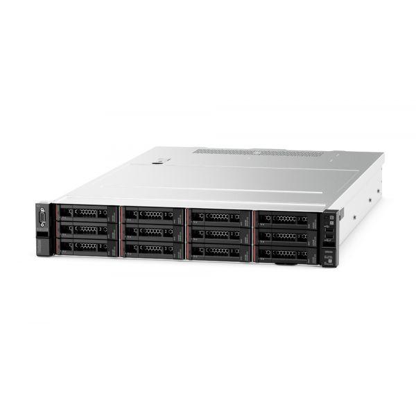 SERVIDOR LENOVO SR550 INTEL XEON GOLD 5118 8GB DRR4 SAS/SATA RACK 2U