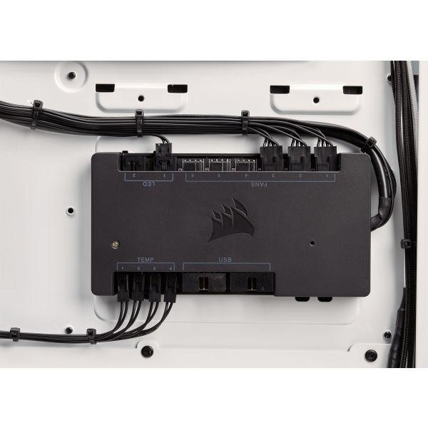 CONTROLADOR DE VENTILADOR Y RGB ICUE CORSAIR COMANDERPRO CL-9011110-WW