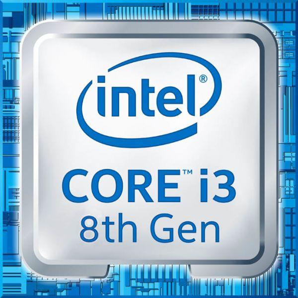 PROCESADOR INTEL CORE I38100 4CORE 3.6GHz 65W1151 BX80684I38100