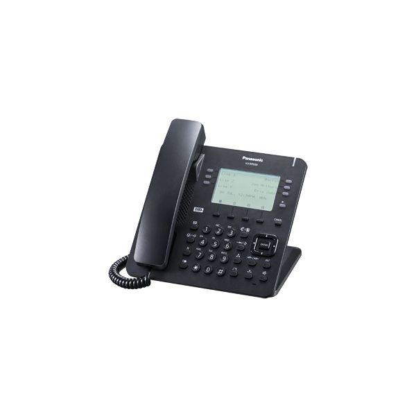 TELEFONO IP PANASONIC MULTILINEA PROPIETARIO POE SRTP PT KX-NT630