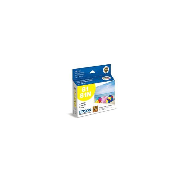 CARTUCHO EPSON T081420 AMARILLO PARA 1410/ 1430W