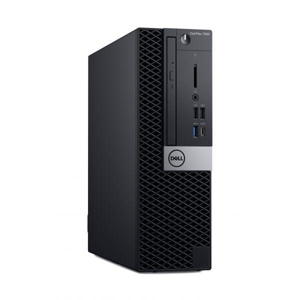 COMPUTADORA DELL OPTIPLEX 7060 SFF CORE I7 8700 8G 1T W10P 9TWWM