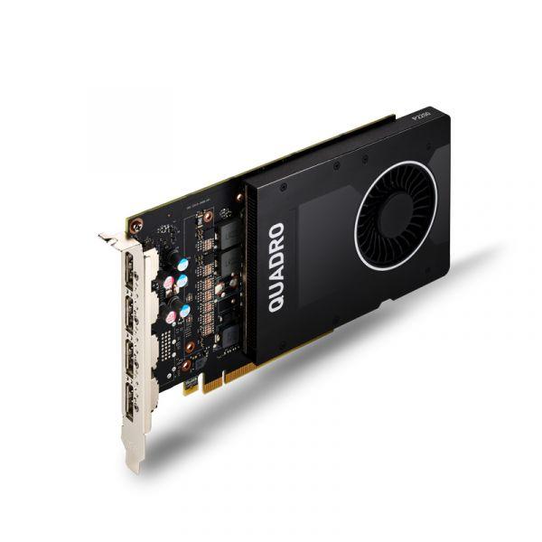 TARJETA DE VIDEO PNY VCQP2200-SB QUADRO NVIDIA P2200-SB 5GB