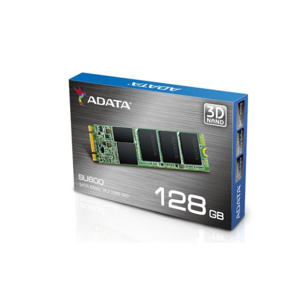 UNIDAD SSD M.2 ADATA SU800 2280 128GB (ASU800NS38-128GT-C)