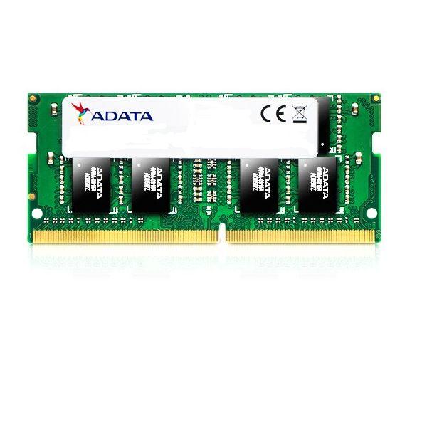 MEMORIA RAM ADATA 8GB DDR4 2400MHz SODIMM AD4S240038G17-S