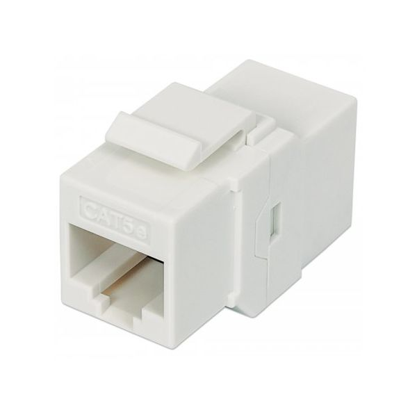 COPLE DE RED INTELLINET CAT5E BLANCO 504935