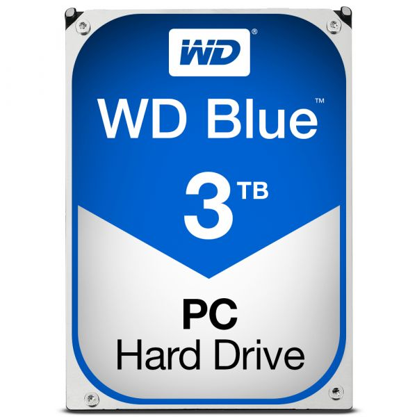 DISCO DURO WESTERN DIGITAL WD20EZRZ 2TB SERIAL ATA III 5400RPM 3.5