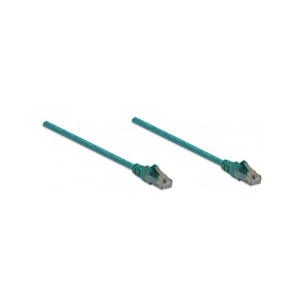 CABLE DE RED CAT6 UTP INTELLIINET RJ45 MACHO-MACHO 1.5MTS VERDE 342483