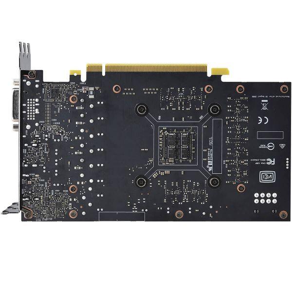 TARJETA DE VIDEO EVGA GEFORCE GTX 1660 XC BLACK GAMING 6GB GDDR5
