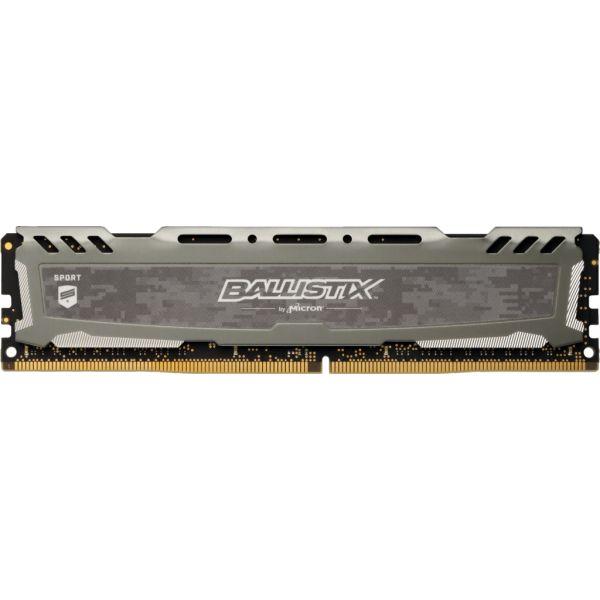 MEMORIA RAM CRUCIAL 8GB DDR4 3000 CL15 288-PIN DIMM BLS8G4D30AESBK