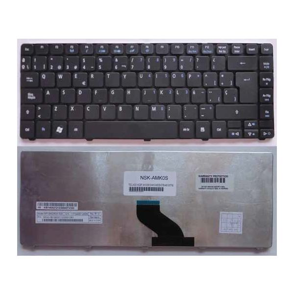 TECLADO BATTERY FIRST BFT031 NEGRO TECLADO ACER