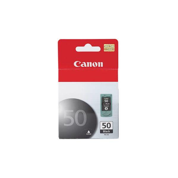 CARTUCHO CANON PG-50 BK NEGRO INYECCION DE TINTA 0616B050AA