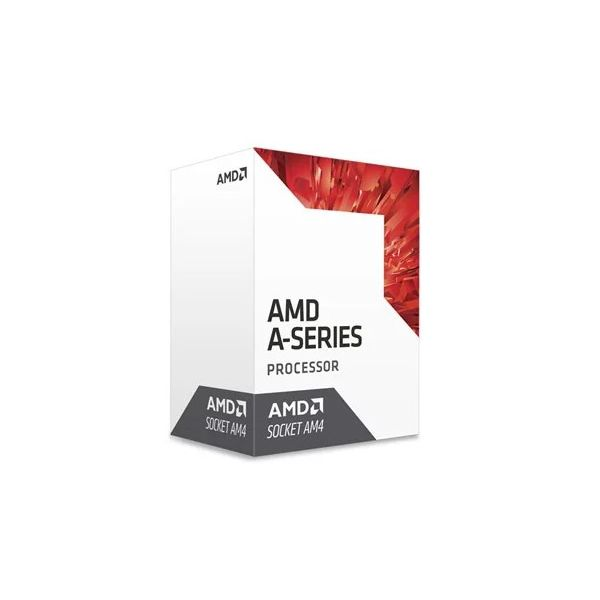 PROCESADOR AMD A-SERIES A8 9600 3.1 GHZ 65W SOC AM4 (AD9600AGABBOX)