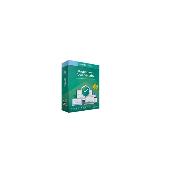 ANTIVIRUS KASPERSKY TOTAL SECURITY 5 USR 2 AÑOS NUEVO LIC DIGITAL