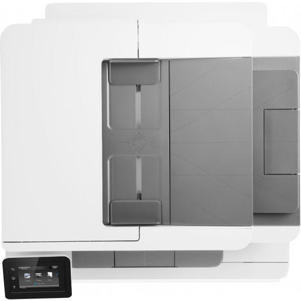 IMPRESORA HP LASERJET PRO M283FDW MFP COLOR 21PPM WIFI (7KW75A)