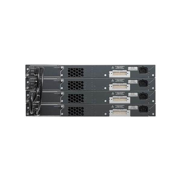 SWITCH CISCO GIGABIT ETHERNET CATALYST 2960-X 48 PTOS 100 GBIT/S