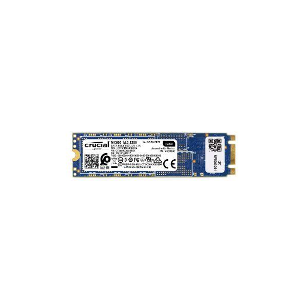 SSD CRUCIAL MX500 250 GB 560 MB/S 510 MB/S CT250MX500SSD4