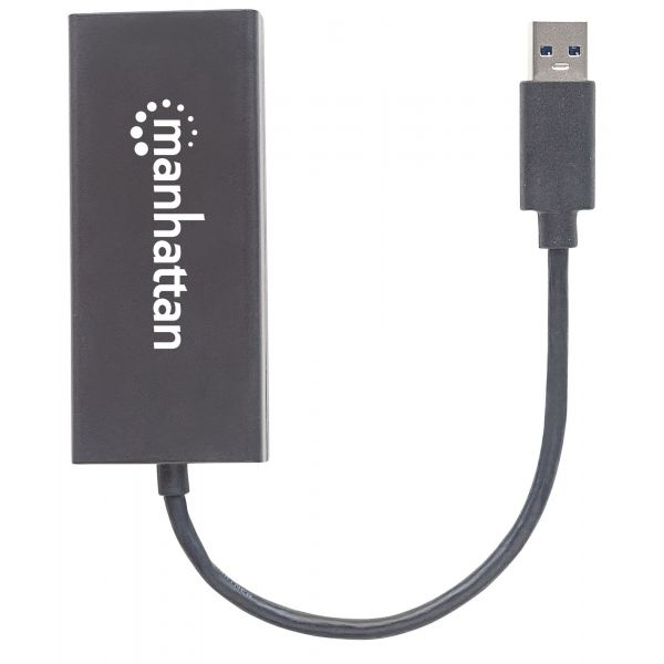 CABLE ADAPTADOR MANHATTAN USB 3.0 A DISPLAYPOR 4K 152327