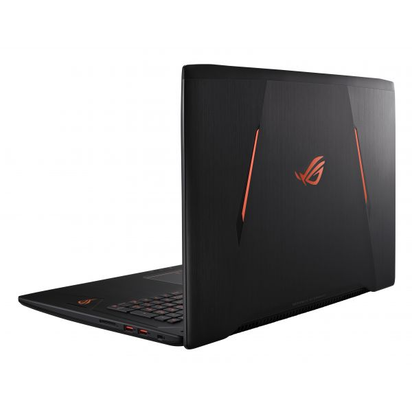 LAPTOP ASUS ROG STRIX GL702ZC AMD R5 8GB 1TB 128GB 17.3'' RX580 WIN10