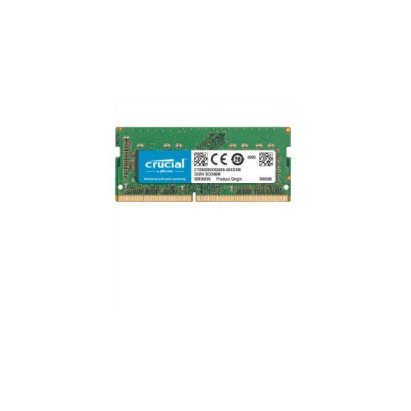 MEMORIA CRUCIAL PC4-19200 16GB DDR4 2400MHZ DIMM MAC SODIMM