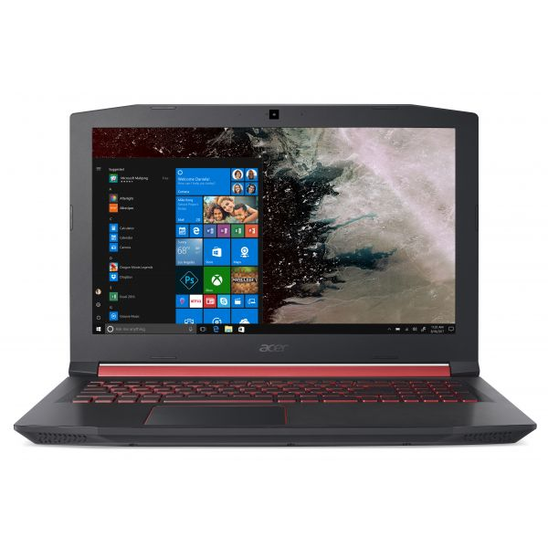 LAPTOP GAMER ACER AN515-52-780V CI7 8G 1T 128G GTX1050 4G 15.6