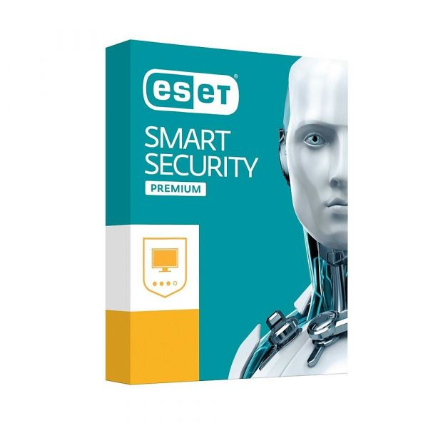 ANTIVIRUS ESET SMART SECURITY PREMIUM 1 LIC V2019 1YR (SSP119)