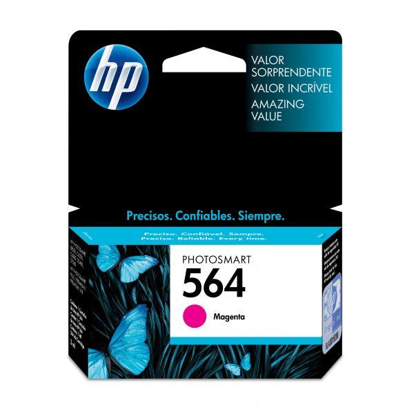CARTUCHO HP 564 MAGENTA PARA B210A CB319WL