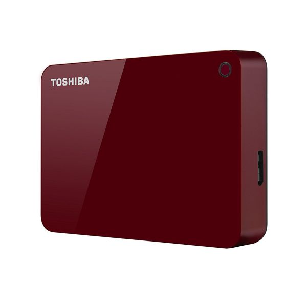 DISCO DURO EXTERNO TOSHIBA CANVIO ADVANCE 4TB 2.5