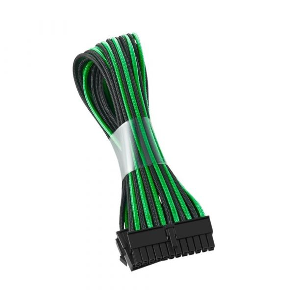 CABLE CABLEMOD MODFLEX ATX 24-PIN EXTENSION 30CM BLACK GREEN