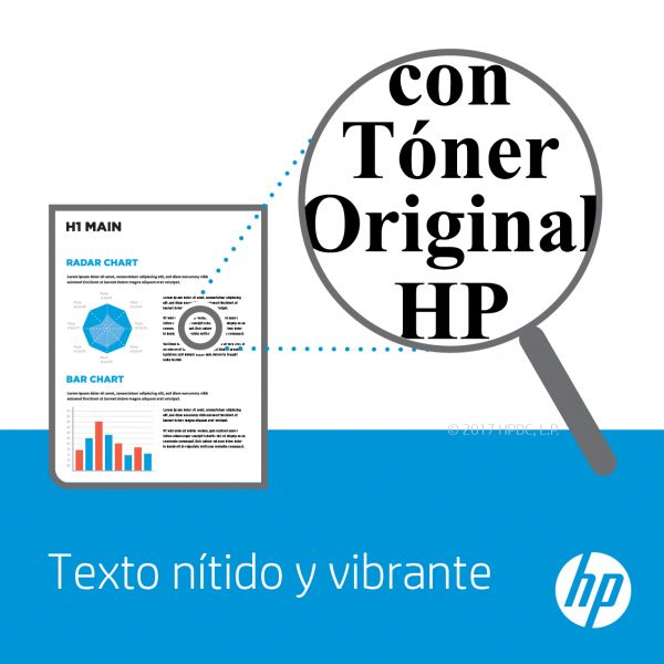 TONER HP 201X NEGRO ALTO RENDIMIENTO LASERJET M252/MFPM277 (CF400X)