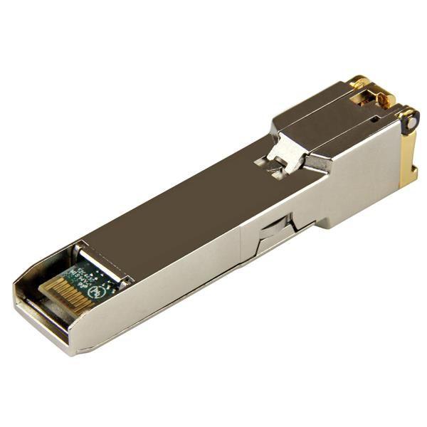MODULO TRANSCEPTOR STARTECH SFP 1000BASE-TX MSA 100M SFP1000TXST