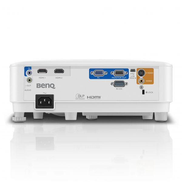 PROYECTOR BENQ MS550 DLP 800 X 600 3600 LÚMENES BLANCO 9H.JJ477.13L