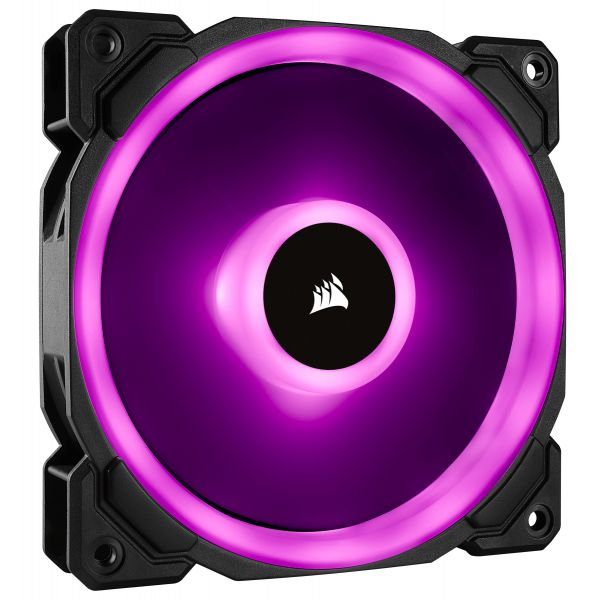 VENTILADOR CORSAIR LL120 RGB DUAL LIGHT LOOP CO-9050071-WW