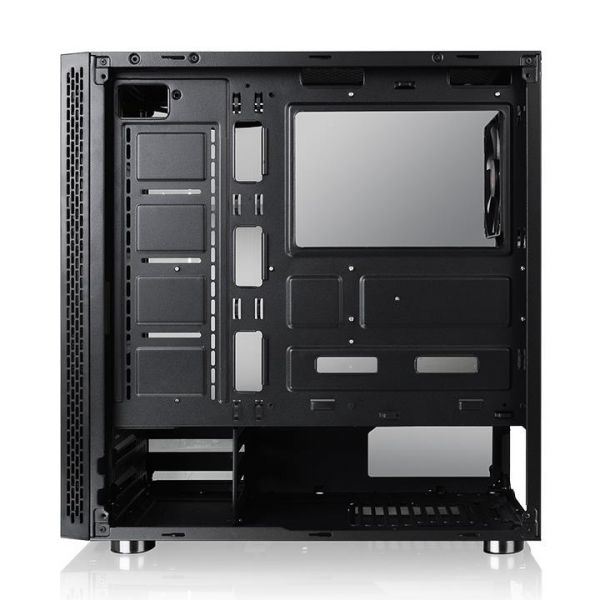 GABINETE TMK V200 THERMALTAKE MIDI-TOWER PC VIDRIO NEGRO